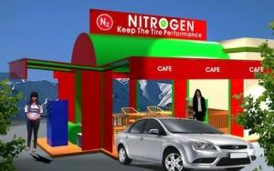 kiat sukses J Chandra Ekajaya & J Wijanarko bebisnis nitrogen